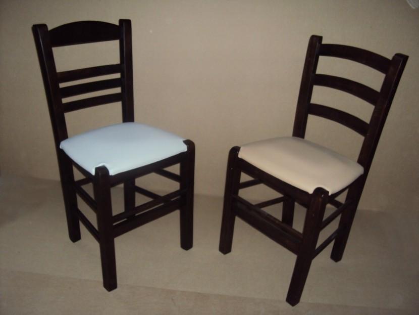 Επαγγελματική Παραδοσιακή Ξύλινη Καρέκλα Επιλοχίας, Σίφνος από 15,5€