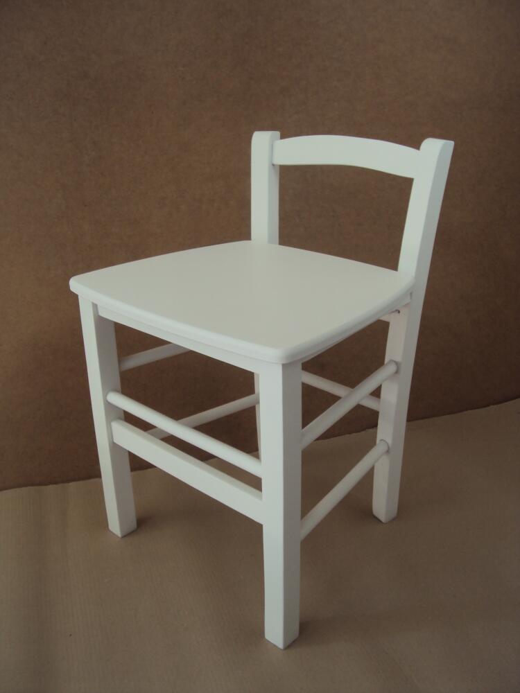 Επαγγελματικό Σκαμπό Cafe Bar Σίφνος στο ύψος της καρέκλας από 23€ Καφετέριας Καφενείου Ταβέρνας Εστιατορίου Cafe Bar (size 38Χ42Χ63)