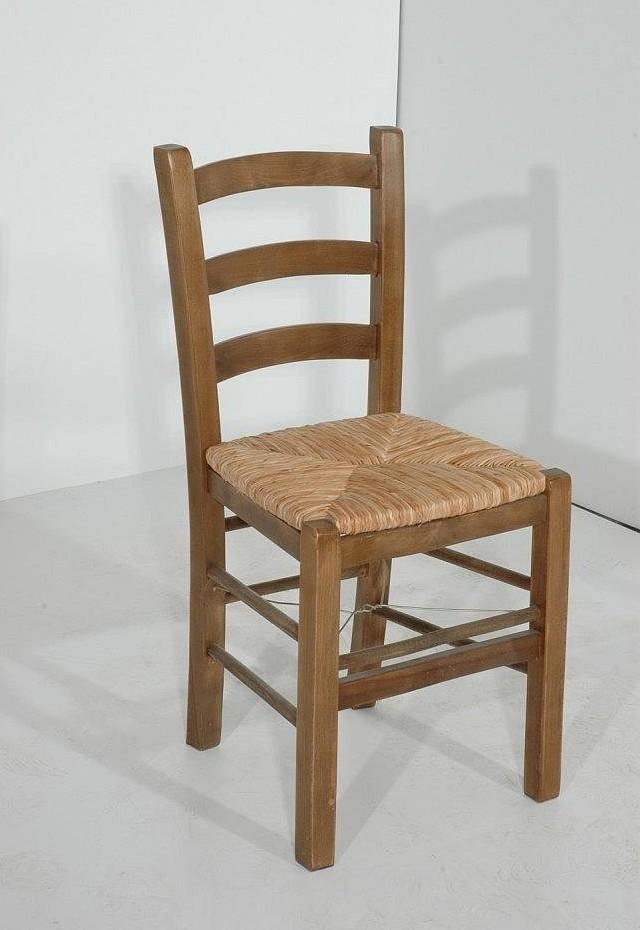 Επαγγελματική Παραδοσιακή Ξύλινη Καρέκλα Σίφνος - Καρέκλα Καφενείου - Καρέκλα - Εστιατορίου - Καρέκλα Oυζερί - Καρέκλα Ταβέρνας - Καρέκλα Καφετέριας από 15,5€