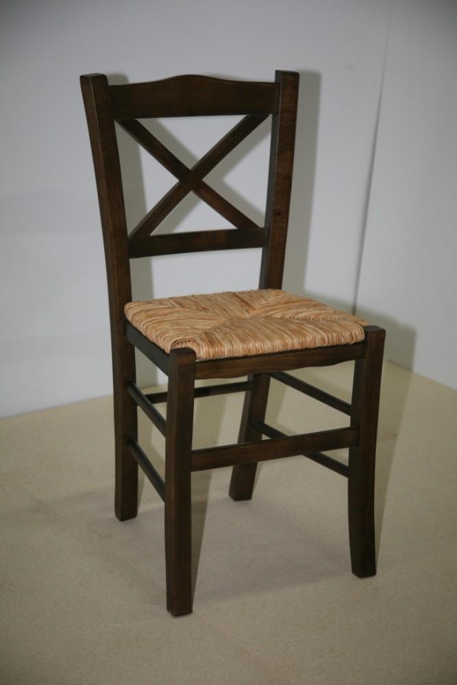 Η Επαγγελματική Ξύλινη Παραδοσιακή Καρέκλα Χίος από 19,5€ ,Καρέκλα Καφενείου, Ταβέρνας, Εστιατορίου, Καφετέριας, Cafe Bar, είναι κατασκευασμένη από Ελληνική Οξιά Ξηραντηρίου, (size 42x38x87) .